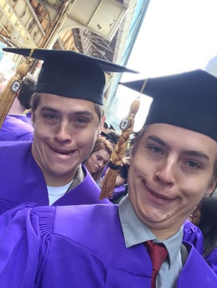 They're educated, like, super educated. | 21 Reasons Dylan And Cole Sprouse Are The Total Package