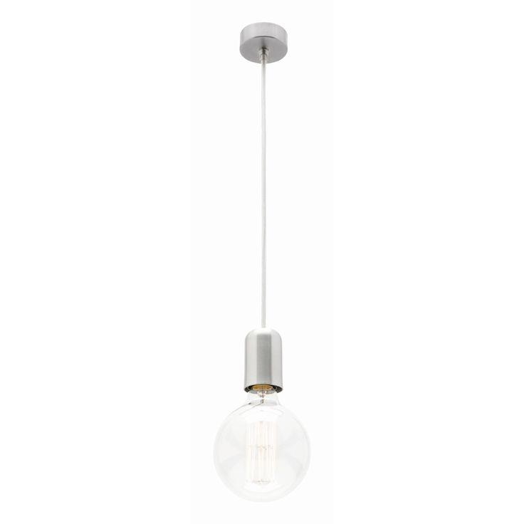 Mercator 240V 1 Light White Cordset Dream Pendant Stairway LightingBuilding