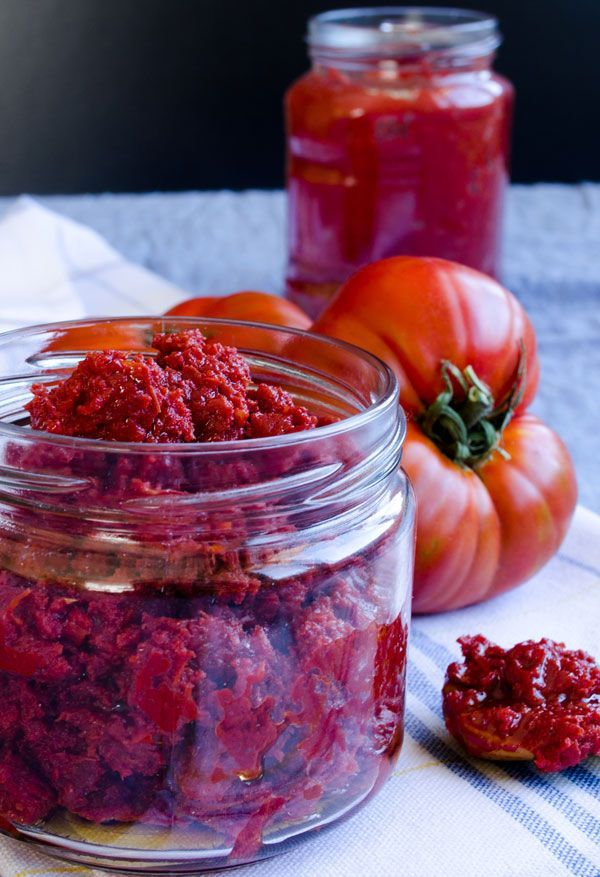 how to make homemade tomato juice from tomato paste