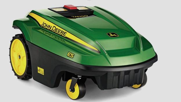John Deere Robo-mower