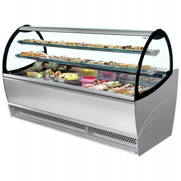 Attractive And Affordable Countertop Refrigerated Display Cases By