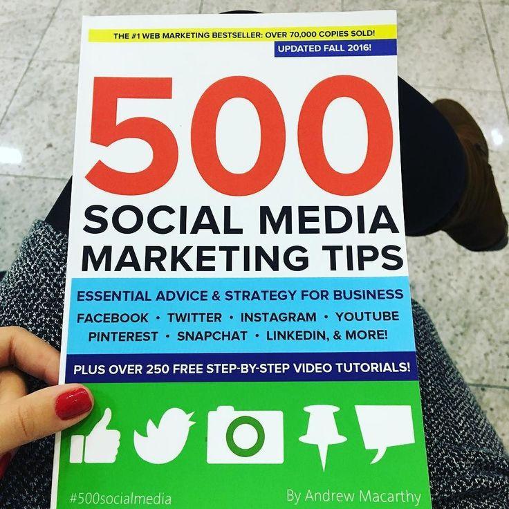 Forever carrying books. Makes waiting a lot easier #socialmediamarketing #books #designstudio