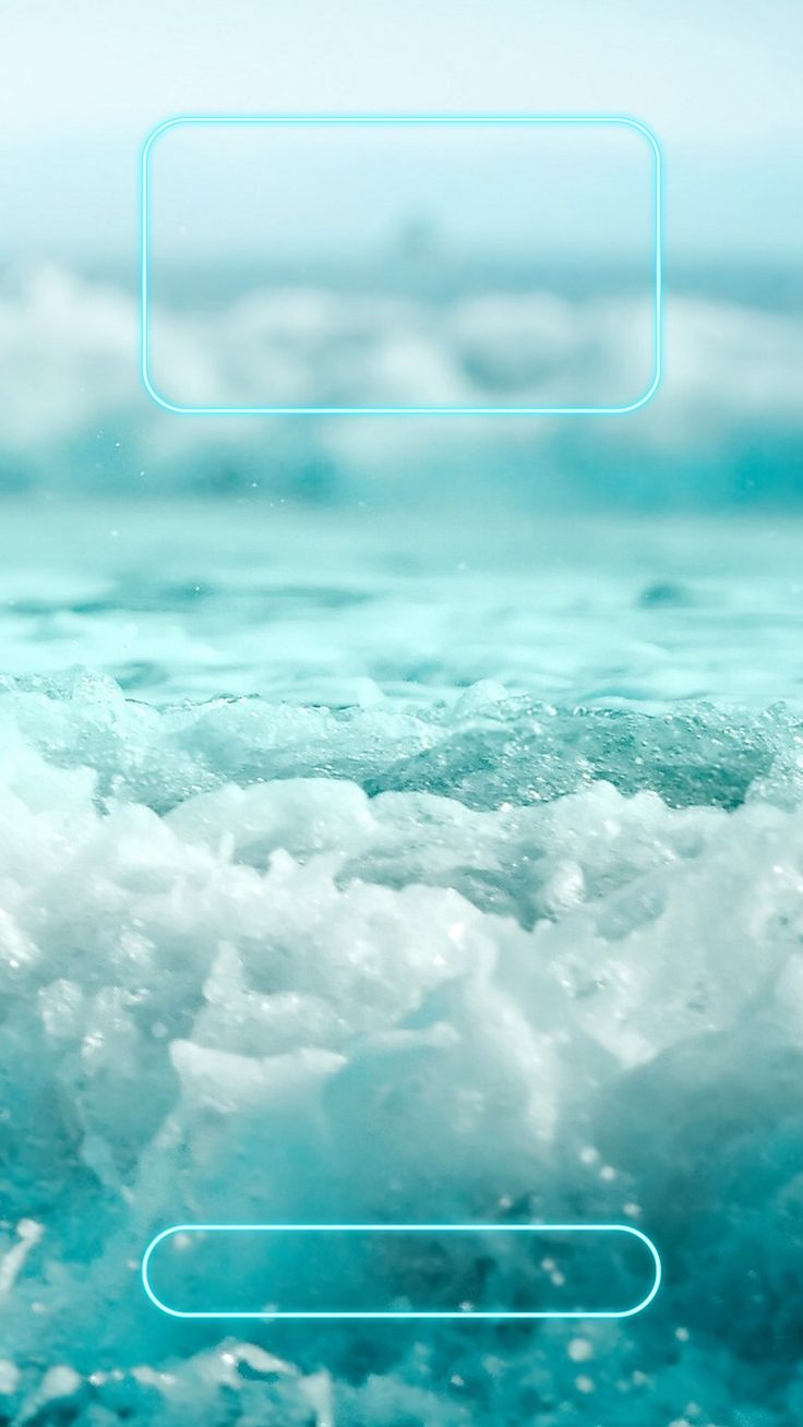 ↑↑TAP AND GET THE FREE APP! Lockscreens Art Creative Water Sea Summer Blue White HD iPhone 6 Plus Lock Screen