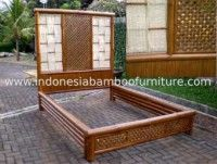Bed 017 ArumbaTex - Bamboo Furniture WISANKA  For order, kindly contact me by email to zayuk@wisanka.com or call 628112648026. Thanks and Regards, Zayuk Yuliana
