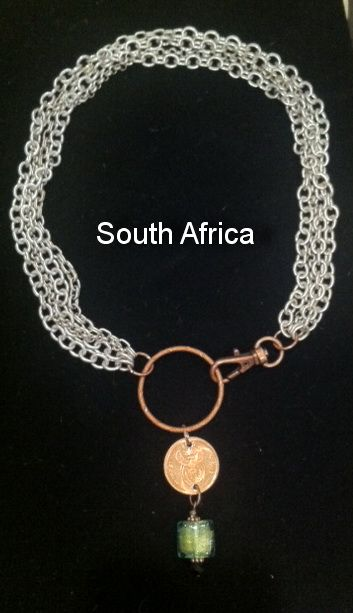 Coin:  South Africa