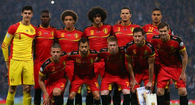 WK Voetbal kwalificatie belgië Rode Duivels gevaarlijk zet in op België en win