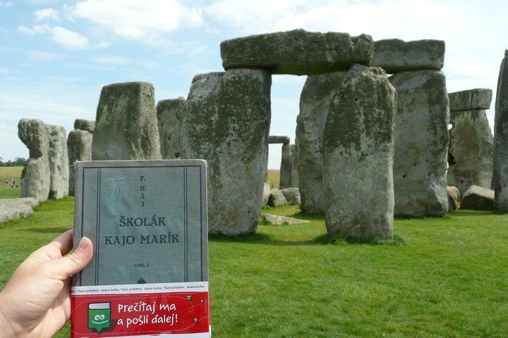 Stonehenge, Velká Británie