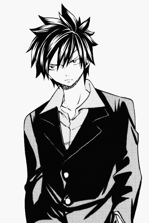 Gray Fullbuster Manga Boxer 478 Best images about ...