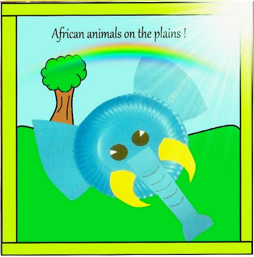 African animals --   Have your child ever walked around your house pretending to be a noisy big animal? With the theme African animals you can teach your little one that there is more to it than only roaring like a lion. This theme has a very exiting outlook about the wild savannah animals that roam in  the beautiful dry grasslands of Africa. Animals such as the big five are merely an example about all the  animals in this theme. Theme contains 59 pages of activities & worksheets !