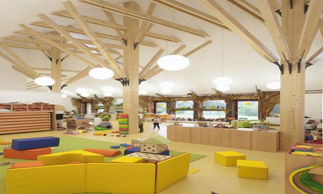 best 25 kindergarten interior ideas on pinterest kindergarten design indoor playground and. Black Bedroom Furniture Sets. Home Design Ideas