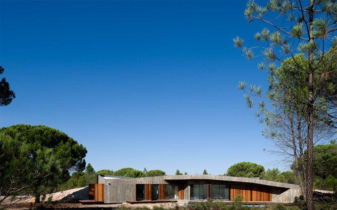Casa Monte na Comporta, Portugal