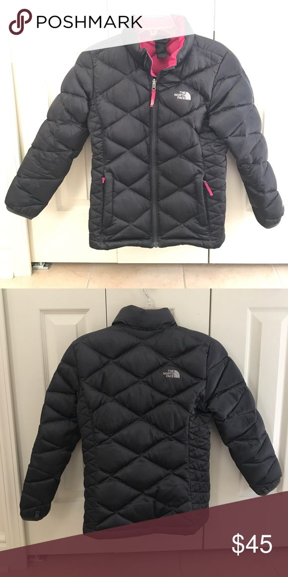 Girls' North Face puffer jacket Great condition! Comes from smoke-free home. Always washed in cool water and hung to dry. North Face Jackets & Coats Puffers