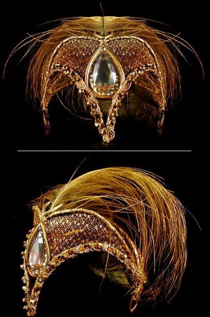1920's headdress. @Deidra Brocké Wallace