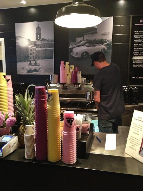 JOE & THE JUICE   Scandinavie, Internationaal   2012   Sappen, smoothies & coffee   Trends: Healthy, Iconisation, Urban