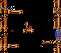 Metroid, 1984, Nintendo Entertainment System. ? a large game, lots of mild difficulty secrets. ?