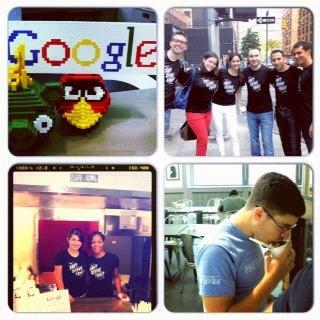Google NYC Chelsea 2012