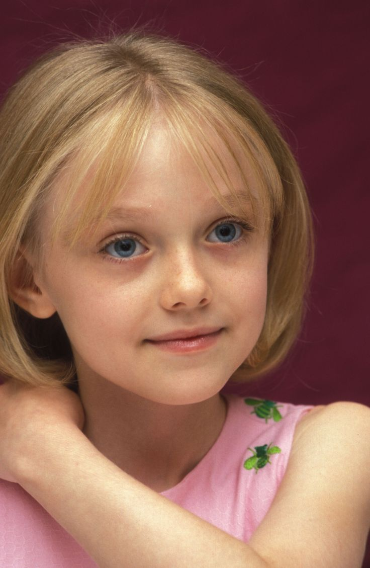 Names, Dakota Fanning,