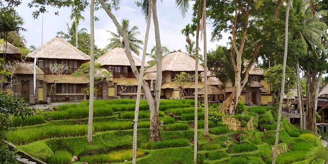 Kamandalu Resort & Spa - Ubud