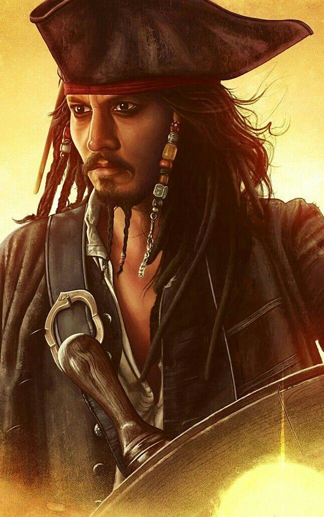 Pirates Of The Caribbean Jack Sparrow Jack Sparrow Wallpaper Jack Sparrow Drawing Captain Jack Sparrow