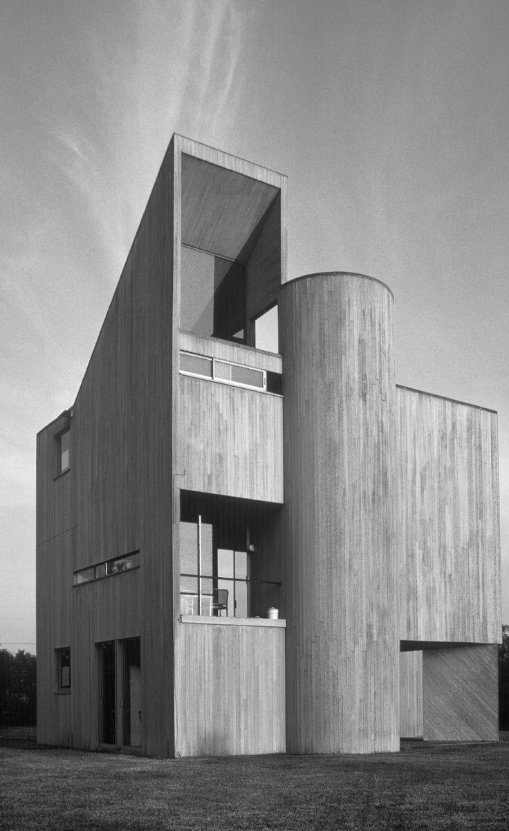 Charles Gwathmey . tolan residence, Amagansett, 1965