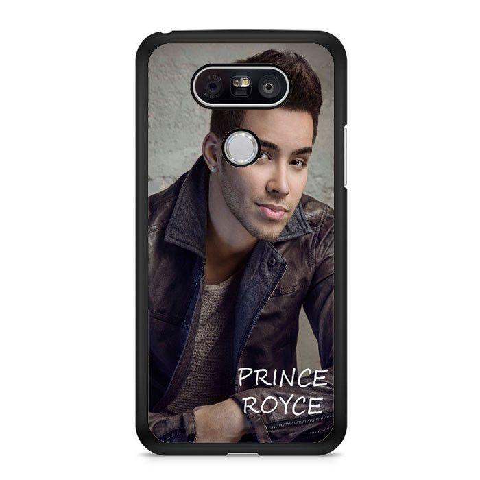 Prince Royce LG G5 Case Dewantary