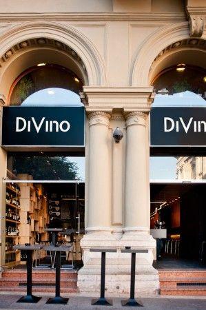 DiVino wine bar by Suto Interior Architects   FUTU.PL