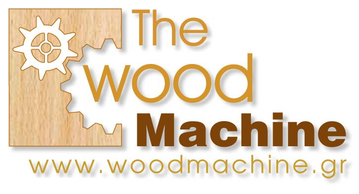 The Woodmachine Logo