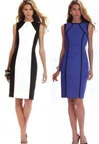Como vestirse: trucos para verse mas delgada al instante