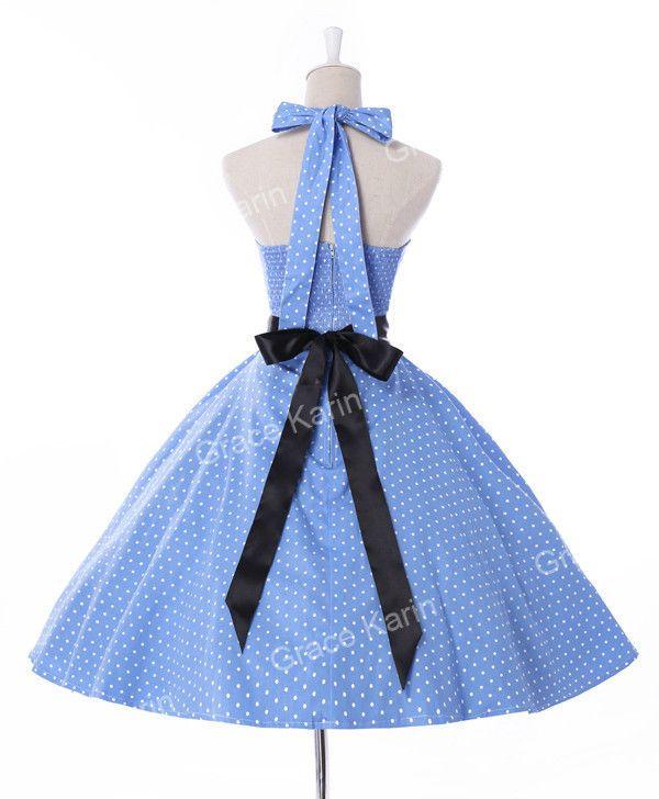 Robe Pin Up Retro Vintage style années 1950s 60s Swing Floral Rob in Vêtements, accessoires, Femmes: vêtements, Robes   eBay