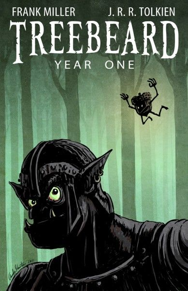 Treebeard Year One.  I'd buy this if it were real!: Years One, Andy Hunters, Fake Comic, Stuff, Comic Books, Geek File, Rings, Treebeard Years, Awesome Sauces