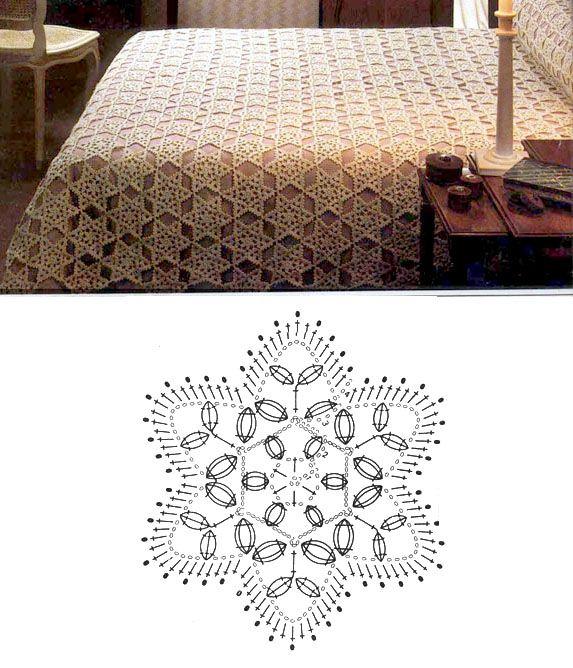 Mejores 48 imágenes de Crochet en Pinterest   Patrones de ganchillo ...