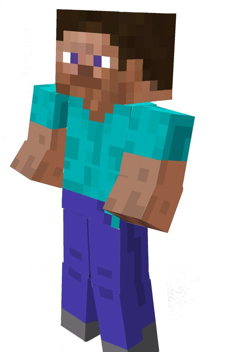 minecraft papercraft steve  print  u0026 play  make your own