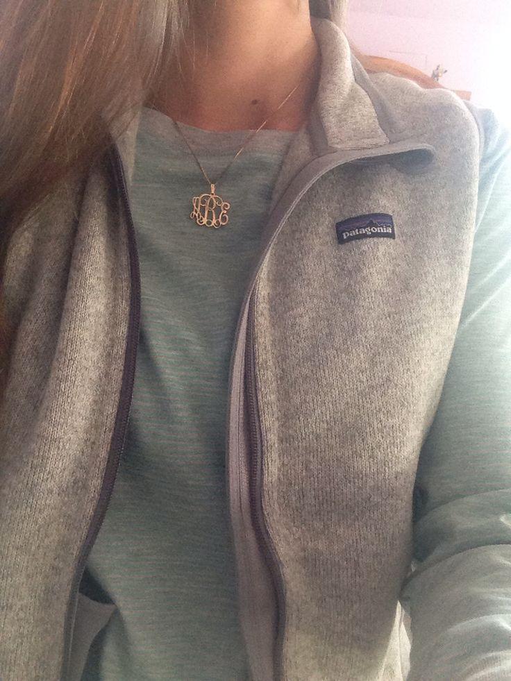 patagonia better sweater vest #essentials