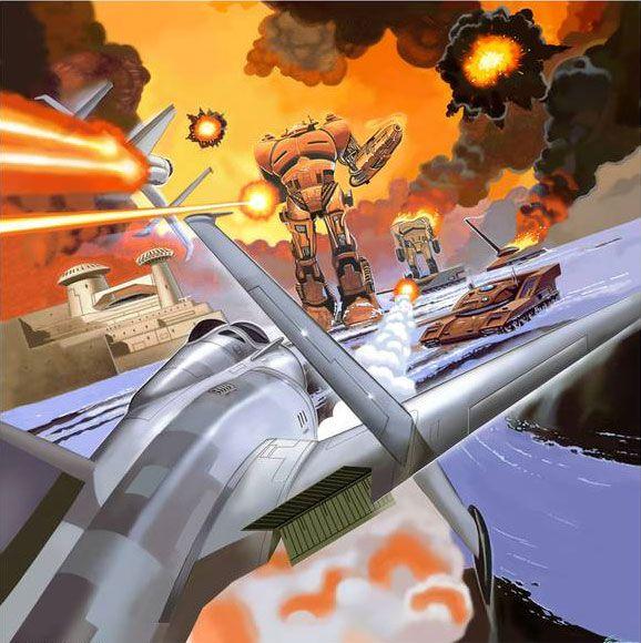 Herzog Zwei (ヘルツォーク・ツヴァイ) is a seminal real time strategy game for the Sega Genesis. #herzog #HerzogZwei #Technosoft #Sega #SegaGenesis #retrogaming #MegaDrive #Strategy