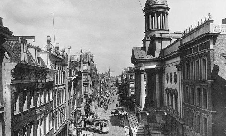Kipstraat Rotterdam (jaartal: 1930 tot 1940) - Foto's SERC