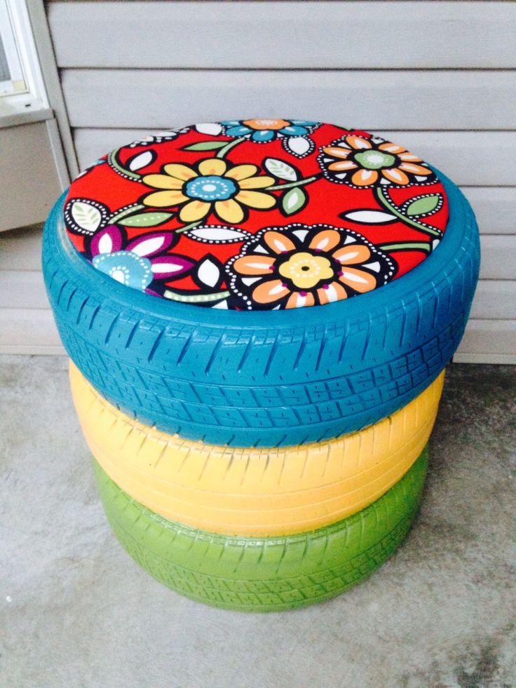 1000 Ideas About Tire Seats On Pinterest Tires Ideas