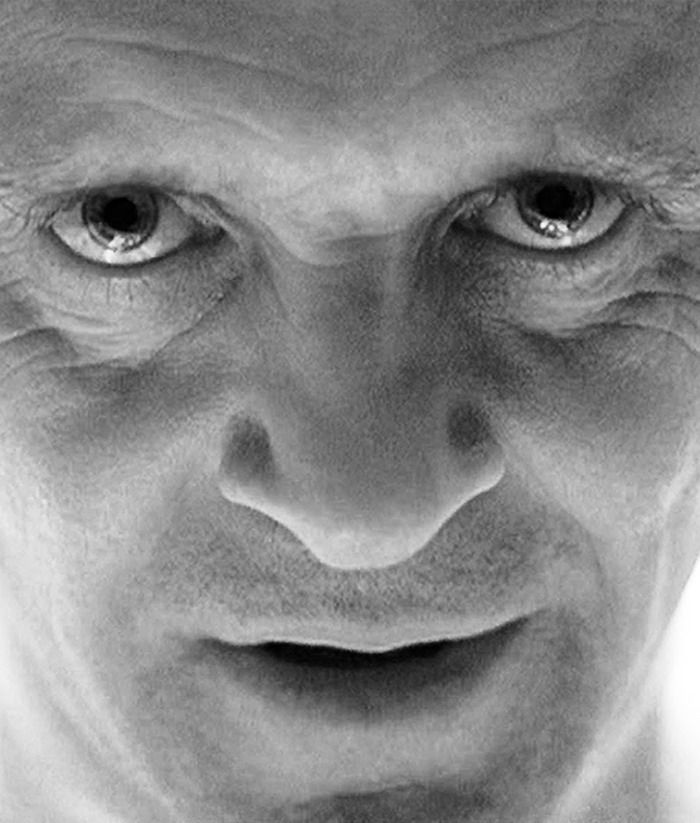 """Do your still hear the screaming of the lambs?""  -- Anthony Hopkins as Hannibal Lecter is ""The Silence of the Lambs"""