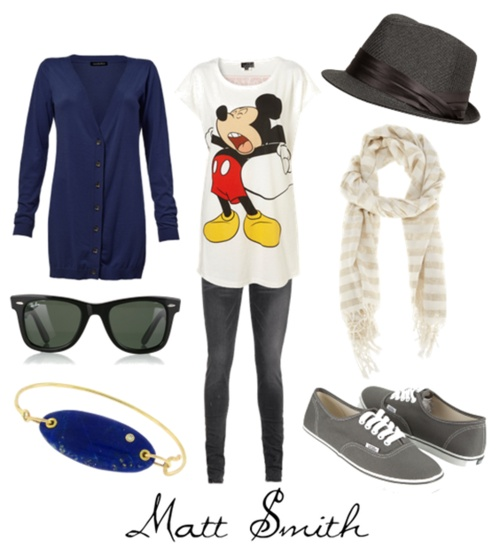 Amazing Disneyland outfit