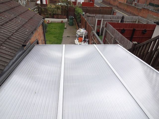 Cheap Conservatory Roof Under £350 | www.kezzabeth.co.uk