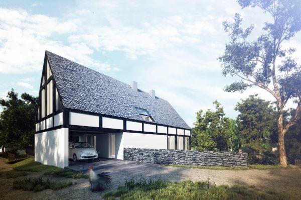 Dom przyslupowy : Pracownia Architektury Głowacki