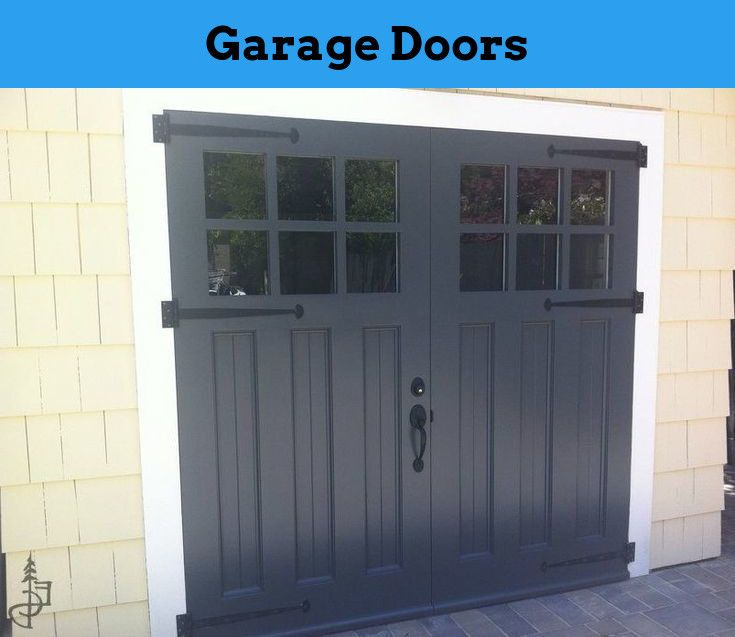 Common Garage Door Problems Garage Doors Garage Garage Door Problems