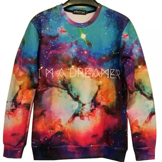 Hipster hoodie