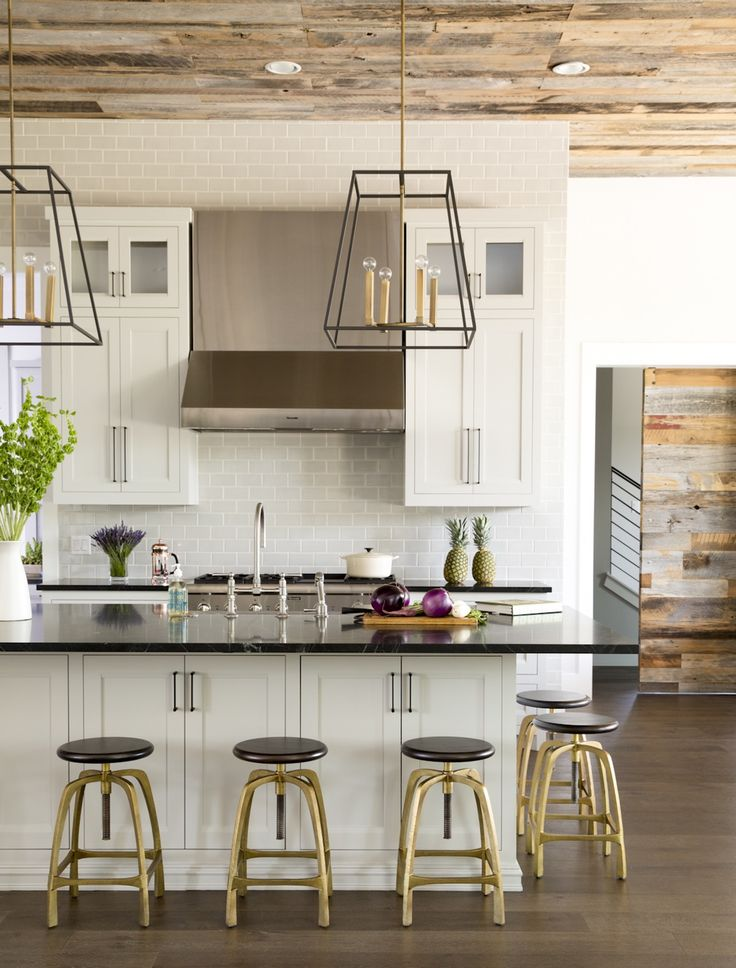 Kitchen Orisha Dr Austin TX   Kitchen  Architectural Details  Contemporary  Eclectic  Farmhouse  Industrial  Modern  Rustic  Transitional by Annie Downing Interiors