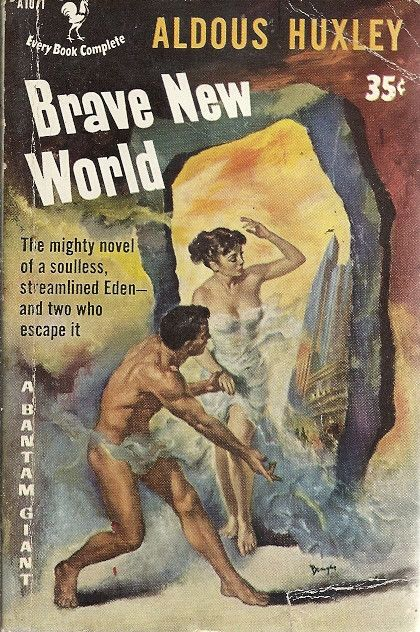 Essay on brave new world soma