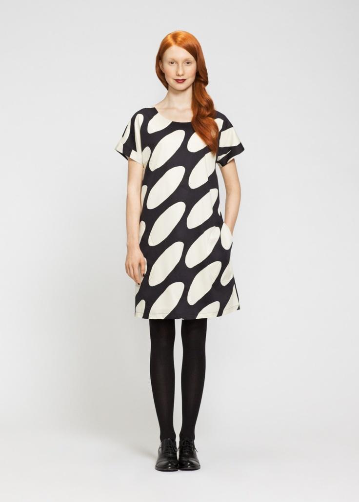 Opto dress   Dresses and Skirts   Marimekko
