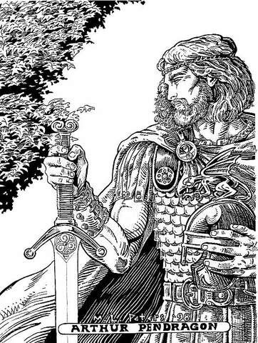 king arthur like jesus christ Sir gawain and the green knight (middle english: sir gawayn and þe grene knyȝt) is a late 14th-century middle english chivalric romance it is one of the best known arthurian stories, with its plot combining two types of folklore motifs, the beheading game and the exchange of winnings.