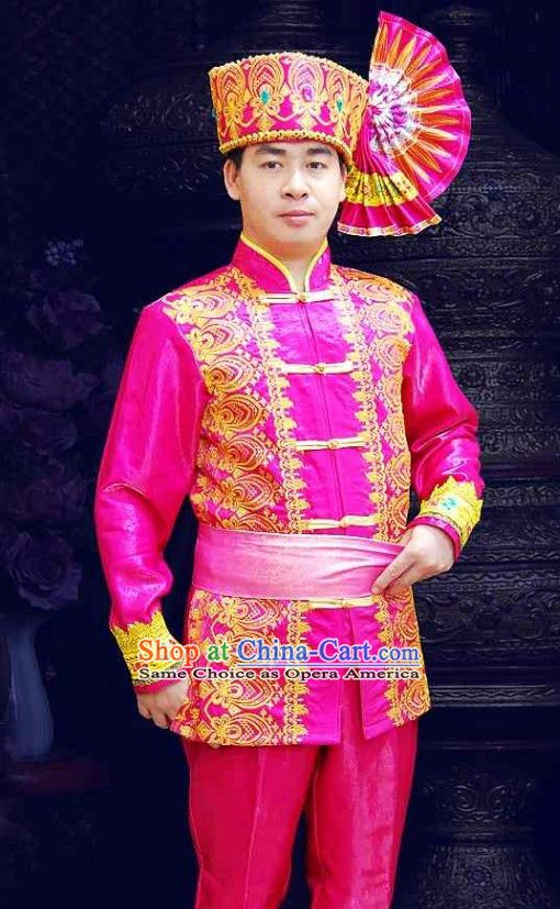Thiland Traditional Clothing   Category: Traditional Thailand Costumes and Clothing