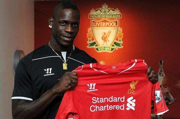 Super Mario signs for #Liverpool F.C