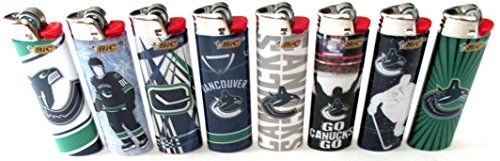 Vancouver Canucks Lighters