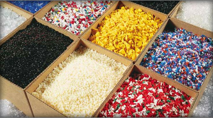 Thermoplastic materials are soften when heated and becomes harden when cooled and easy to use.